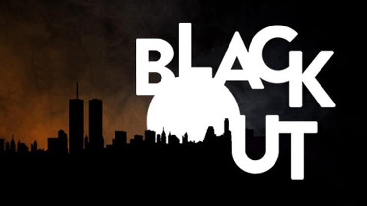 Blackout-Praha