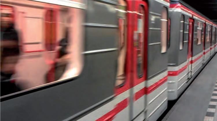 provozování metra výpadek