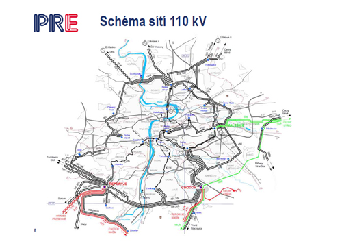 Schéma 100 MW v Praze
