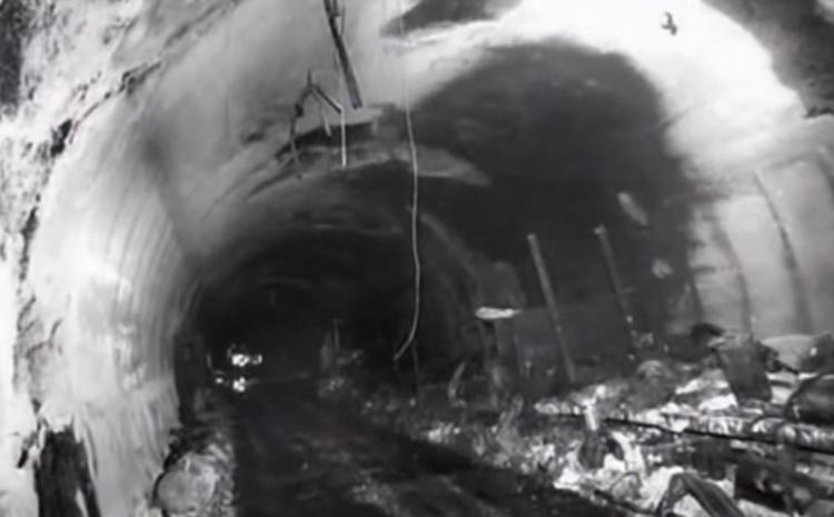 ilustrační obrázek k tunel Blanka